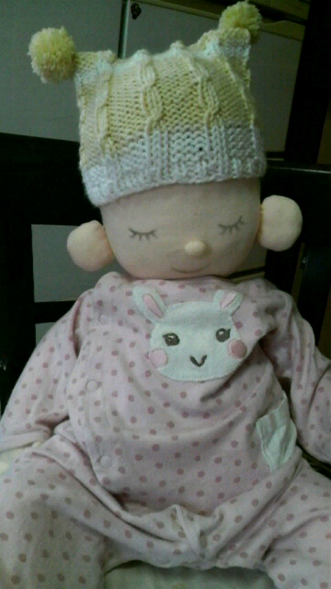 リアル赤ちゃん人形